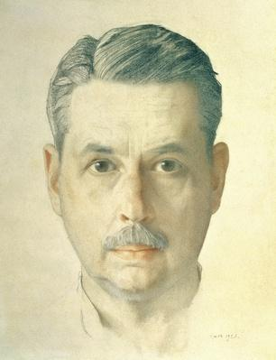 Self Portrait, 1921