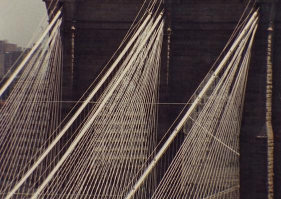 Suspension Cables | Ken Burns: Brooklyn Bridge