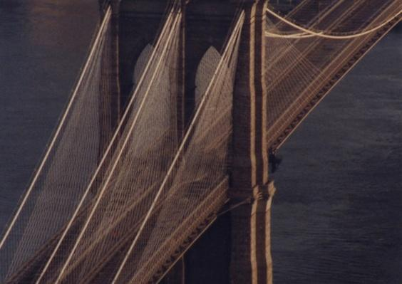 Aerial View of the Brooklyn Bridge | Ken Burns: Brooklyn Bridge