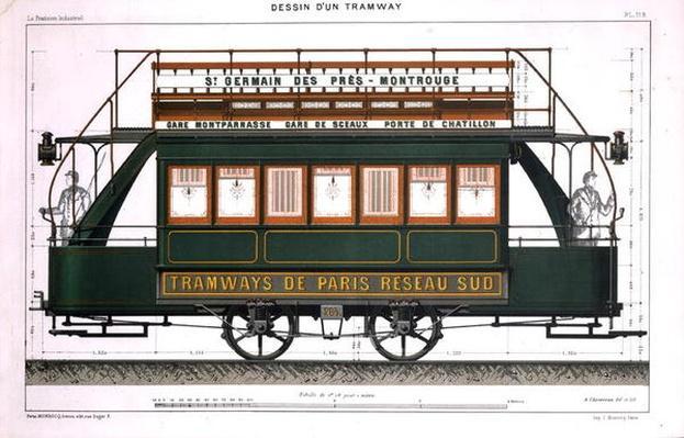Design for a Tram