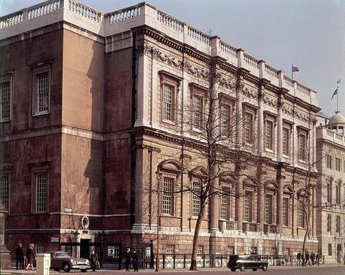 Banqueting House, Whitehall, built in 1622