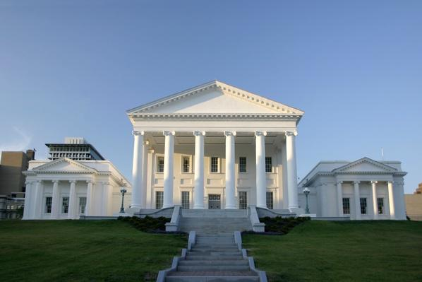 Virginia Capitol Building | Famous American Architecture