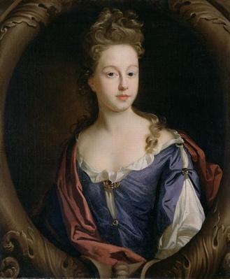 Frances Hales, c.1680-90
