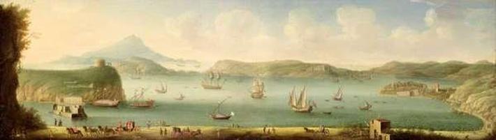 Port Mahon, Minorca, 1730's