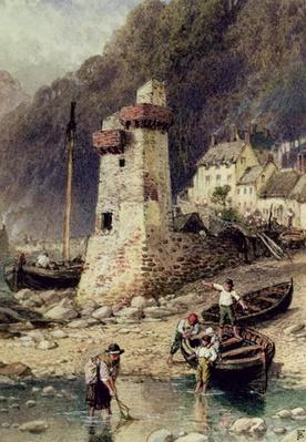 Lynmouth, Devonshire