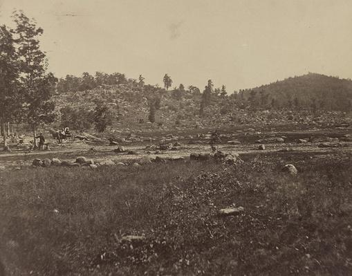 Little and Big Round Top, Gettysburg, 1863 | Ken Burns: The Civil War