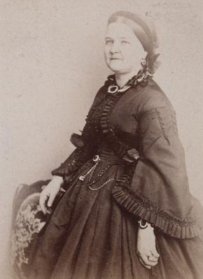 Mary Todd Lincoln | Ken Burns: The Civil War