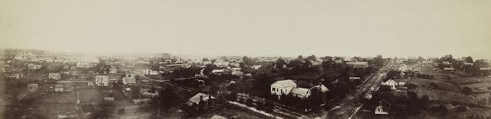 Panoramic View of Atlanta, 1864 | Ken Burns: The Civil War