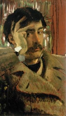 Self portrait, c.1865