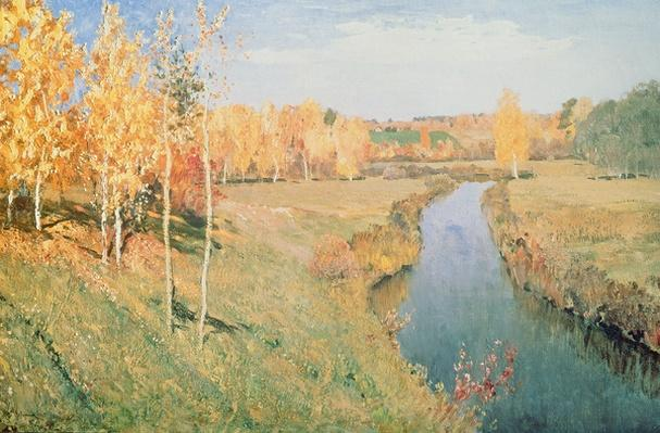 Golden Autumn, 1895