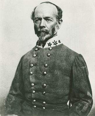 General Joseph E. Johnston, 1860 | Ken Burns: The Civil War