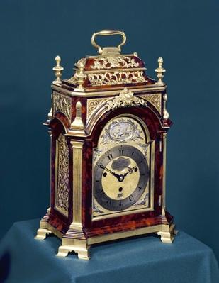 Table clock, c.1750