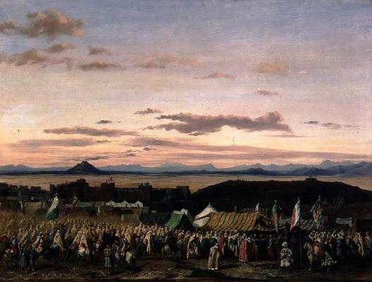 The Taking of Setif during the Conquest of Algeria, 21st October 1839, 1844