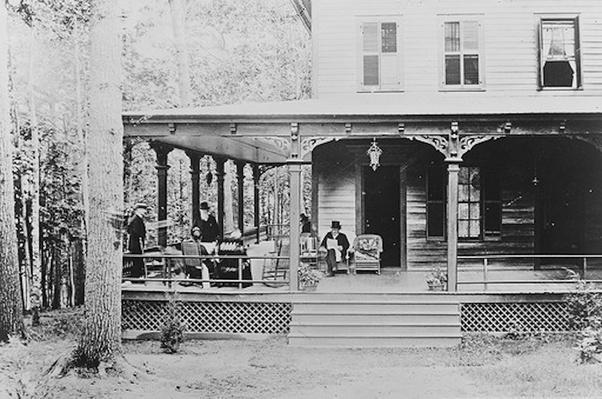 General Grant Working on Memoir, 1885 | Ken Burns: The Civil War