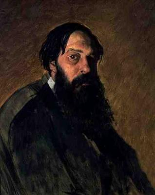 Portrait of the Artist Alekei Kondratevich Sarasov