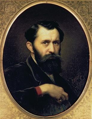 Self Portrait, 1870