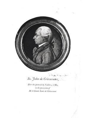 Michel-Guillaume-Jean de Crevecoeur