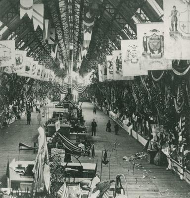 Philadelphia Sanitary Fair, 1864 | Ken Burns: The Civil War