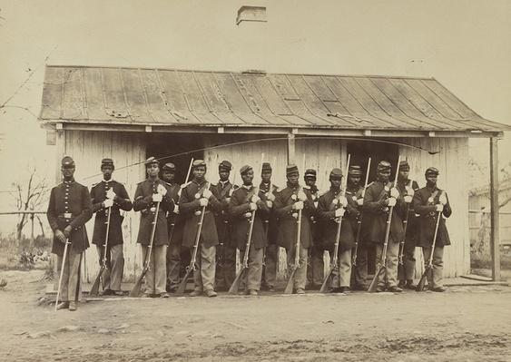Provost Guard, 1863 | Ken Burns: The Civil War