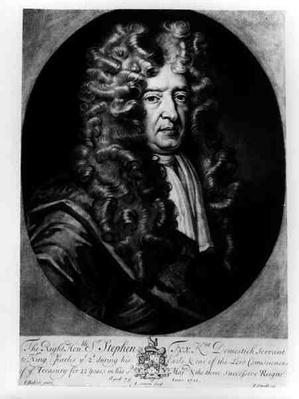 Sir Stephen Fox