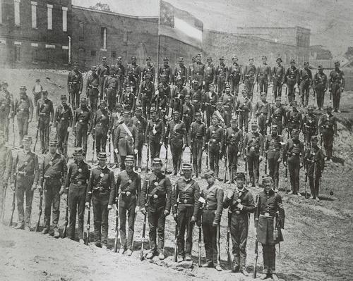 Sumter Light Guards, 1861 | Ken Burns: The Civil War