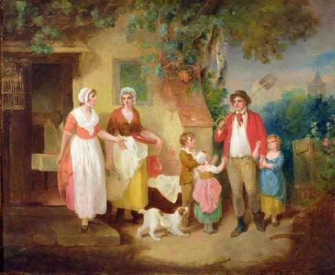 Evening, 1799
