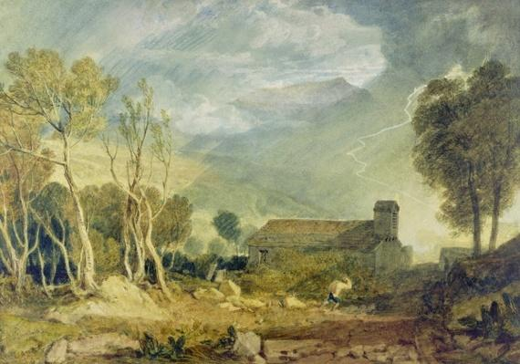 Patterdale Old Church, c.1810-15