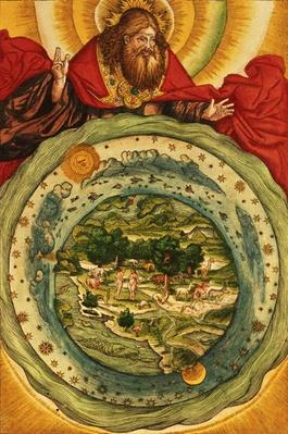 The Creation, from the Luther Bible, c.1530