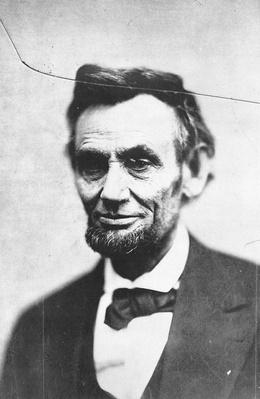 Last Photo of Lincoln from Life, 1865 | Ken Burns: The Civil War