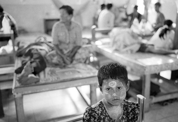 Malaria in Burma | Global Infectious Diseases