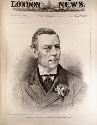 The Right Hon. Joseph Chamberlain