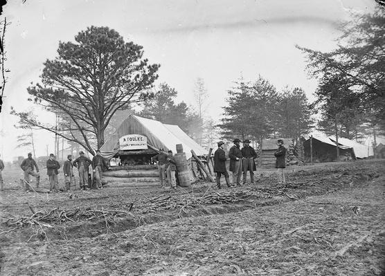 A. Foulke At Brandy Station, 1864 | Ken Burns: The Civil War