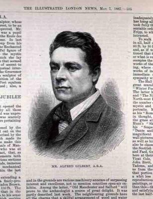 Mr Alfred Gilbert