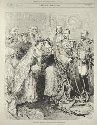 The Royal Wedding: Prince Leopold