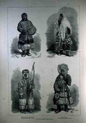 Natives of Siberia: Samoyed from the Lower Yenesei