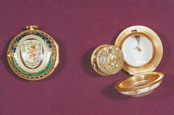 Watches by Richard Carrington and J.Grantham, 1770