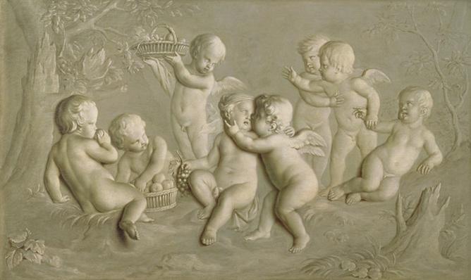 Juvenile Bacchanalia, 1783