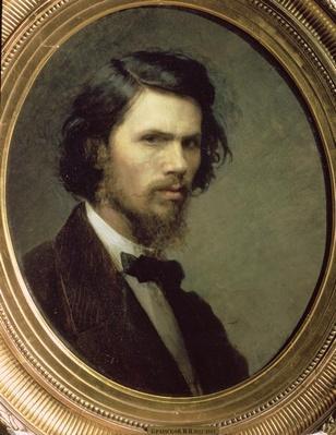 Self Portrait, 1867