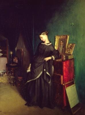 The Widow, c.1850