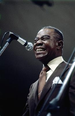 Louis Armstrong | 20th Century Music Icons