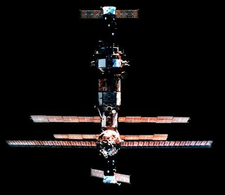 Mir Space Station | NASA Missions and Milestones in Space Flight
