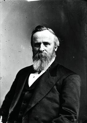Rutherford B. Hayes | American Presidential Portraits