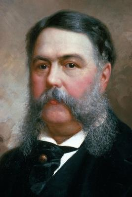 Chester Arthur | American Presidential Portraits
