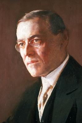 Woodrow Wilson | American Presidential Portraits