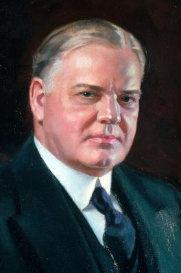 Herbert Hoover | American Presidential Portraits