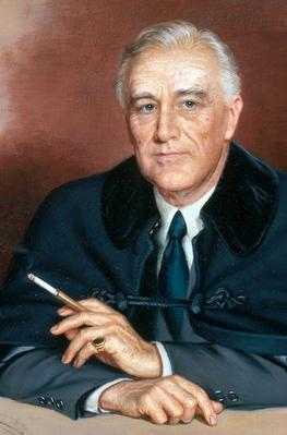 Franklin Roosevelt | American Presidential Portraits
