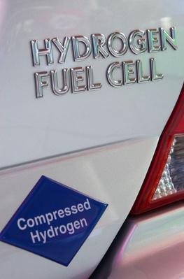 Ford Focus Hydrogen Fuel Cell Vehicle | Earth's Resources
