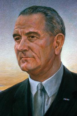 Lyndon B. Johnson | American Presidential Portraits