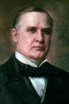 William McKinley | American Presidential Portraits