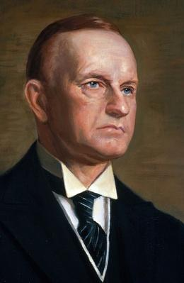 Calvin Coolidge | American Presidential Portraits